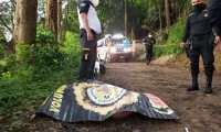 Los hechos de violencia ocurren con frecuencia en Guatemala, siendo la capital una de las áreas más afectadas. (Foto Prensa Libre: Bomberos Voluntarios)