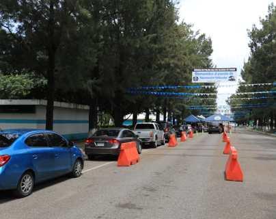 Qué centros de vacunación contra el covid-19 estarán habilitados en Guatemala este 14 y 15 de septiembre