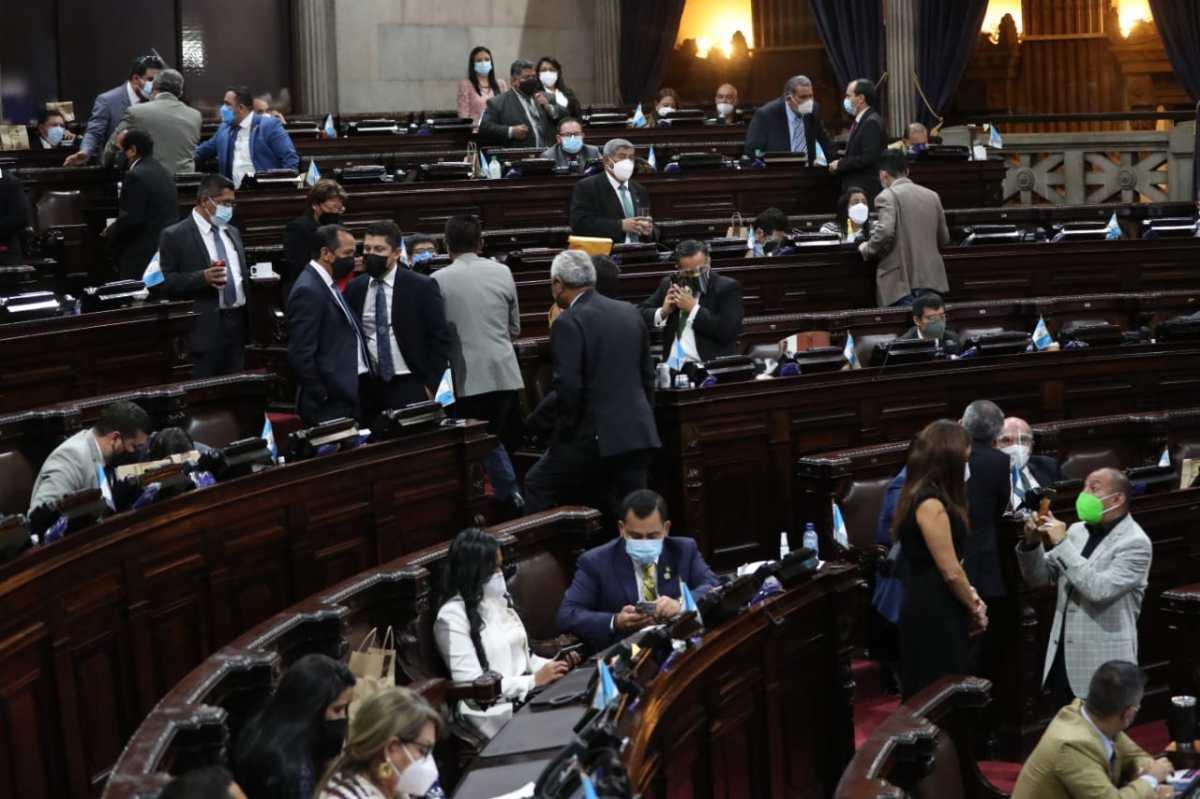 Congreso imprueba estado de Calamidad entre fuertes señalamientos sobre compra de votos y críticas por actuar de la alianza oficialista