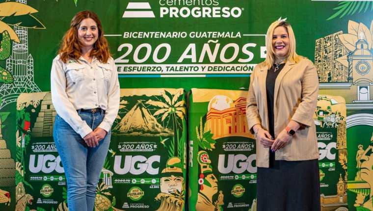 Por medio de la campaña Sacos Conmemorativos Cementos Progreso rinde homenaje a 200 años de vida independiente. Foto Prensa Libre: Cortesía