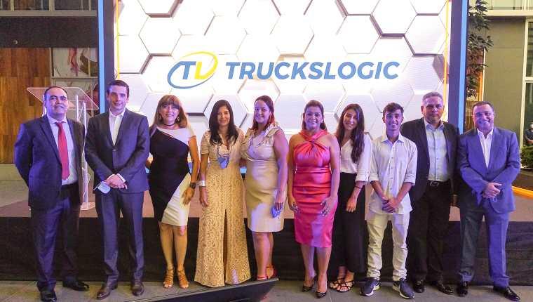 Trukslogic hizo su lanzamiento en Guatemala. Foto Prensa Libre: Norvin Mendoza