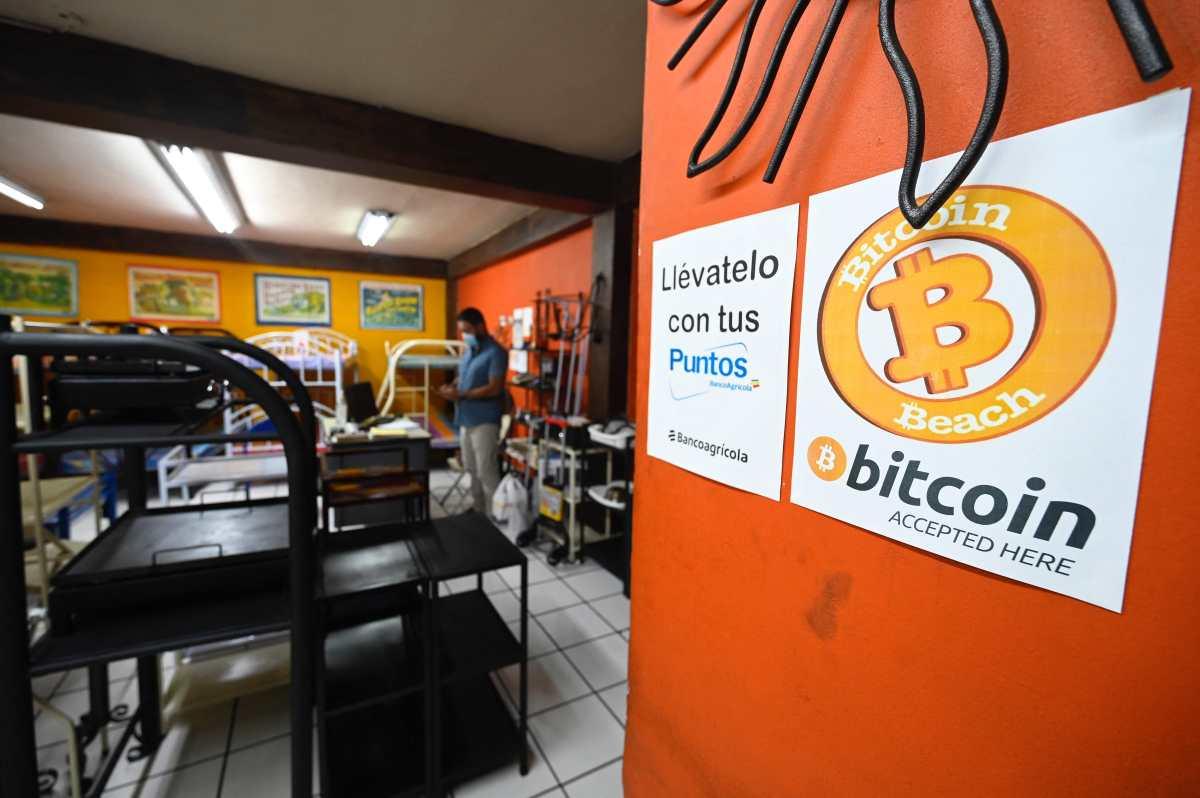 El Salvador adoptará el bitcóin como moneda aunque hay fuerte escepticismo de la población y expertos