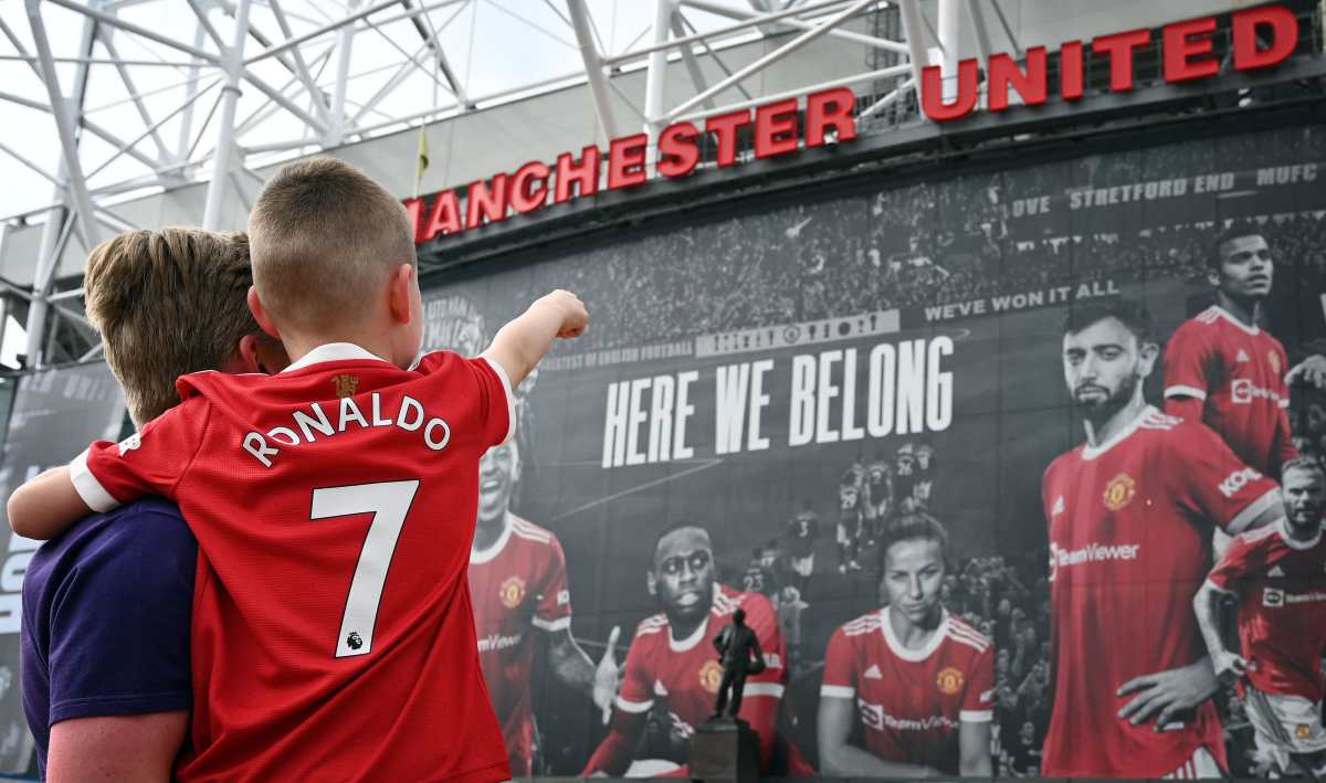 Esta es la razón por la que en Inglaterra no podrán ver por televisión el debut de Cristiano Ronaldo con el Manchester United