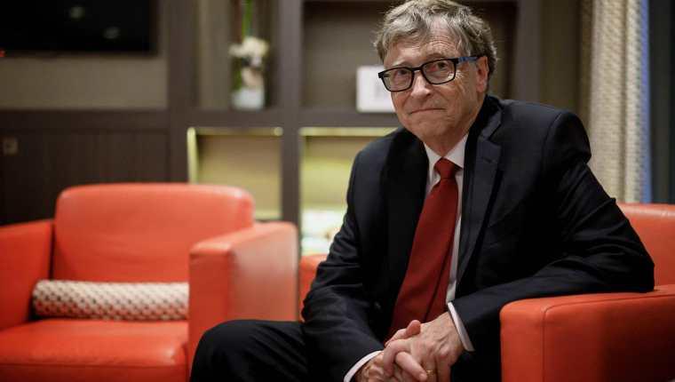 Bill Gates no piensa en viajar el espacio como otros multimillonarios. (Foto Prensa Libre: HemerotecaPL)