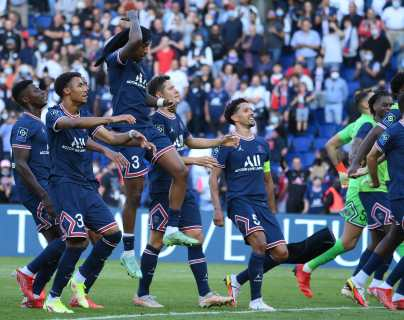 El Paris Saint Germain golea al Clermont pese a jugar sin Messi y Neymar