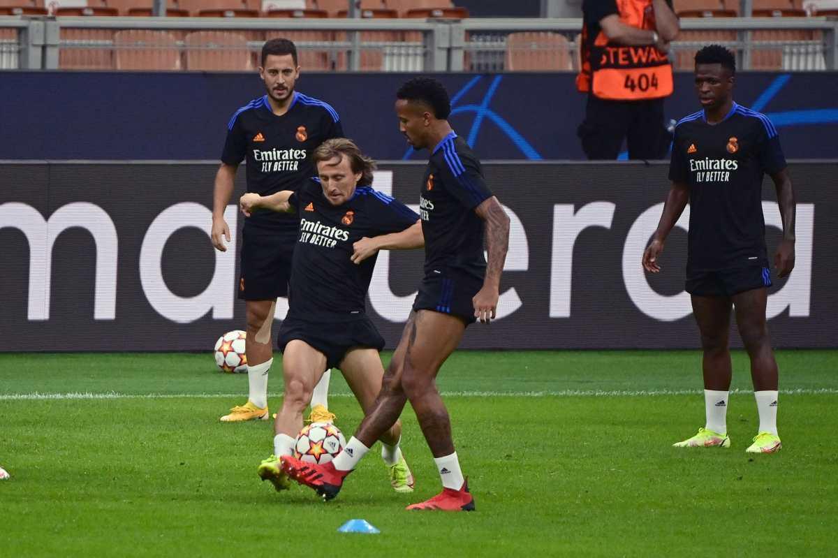 El Real Madrid busca prolongar su buena racha ante el Inter de Milán en la Champions League