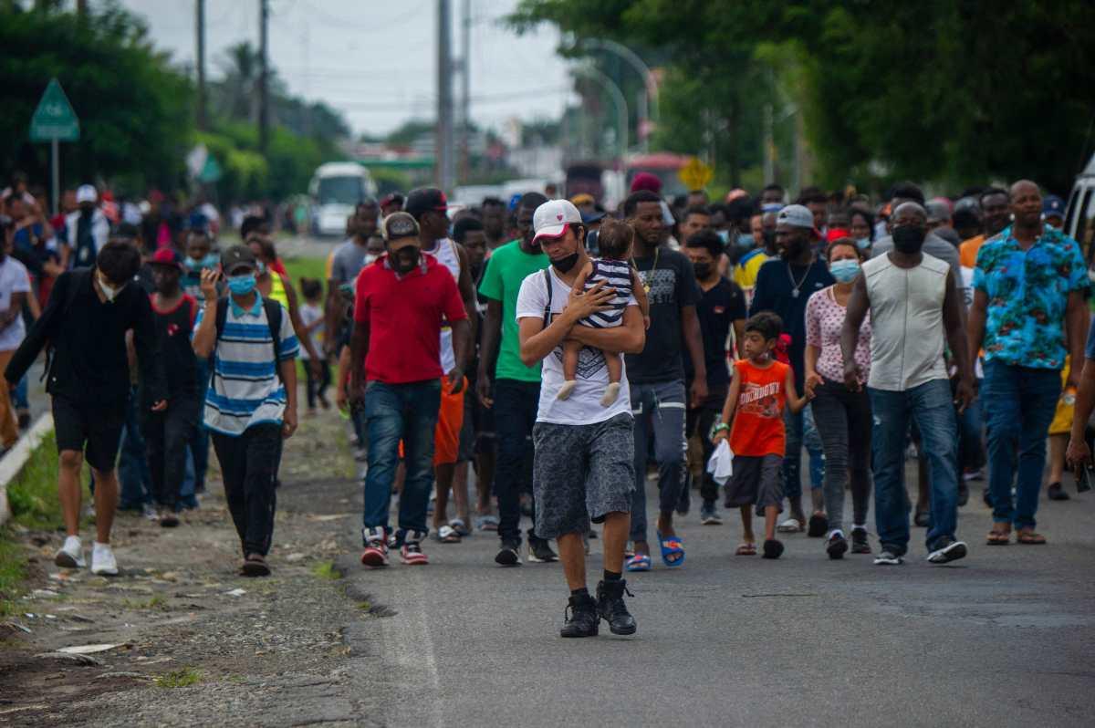 Tapachula, una ciudad mexicana fronteriza con Guatemala convertida en cárcel para miles de migrantes