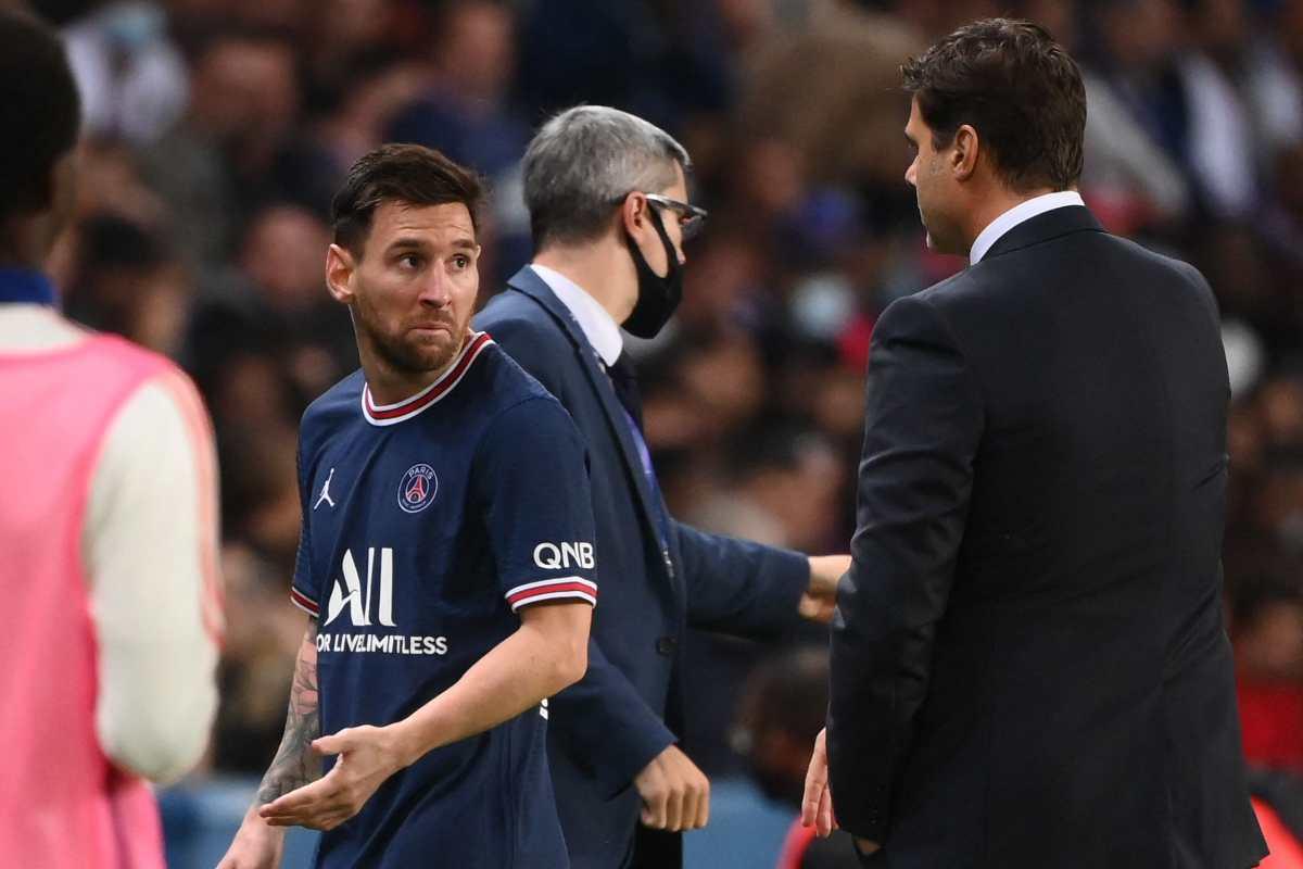 En medio de la polémica por haber sido sustituido por Pochettino, Lionel Messi será baja del PSG por lesión para el próximo partido en la Ligue 1