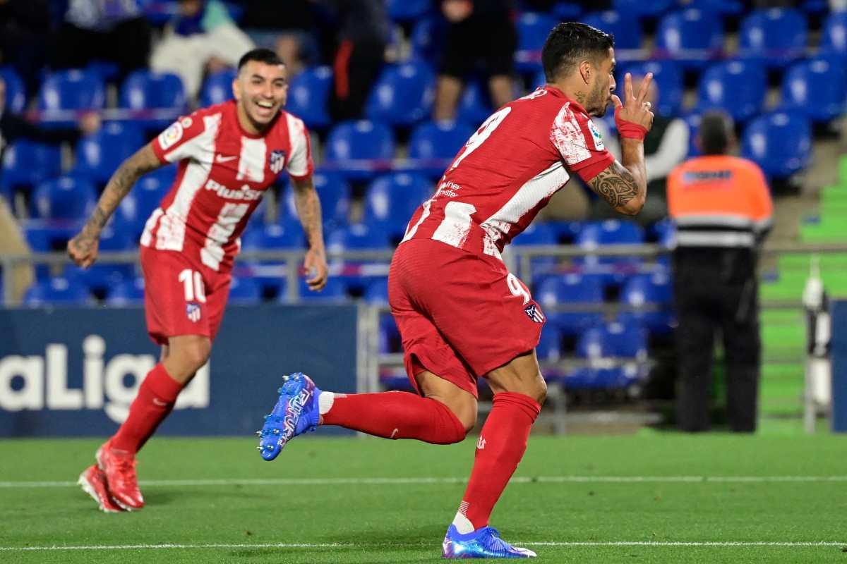 Luis Suárez resucita al Atlético de Madrid ante el Getafe de Michel, que sigue sin sumar puntos