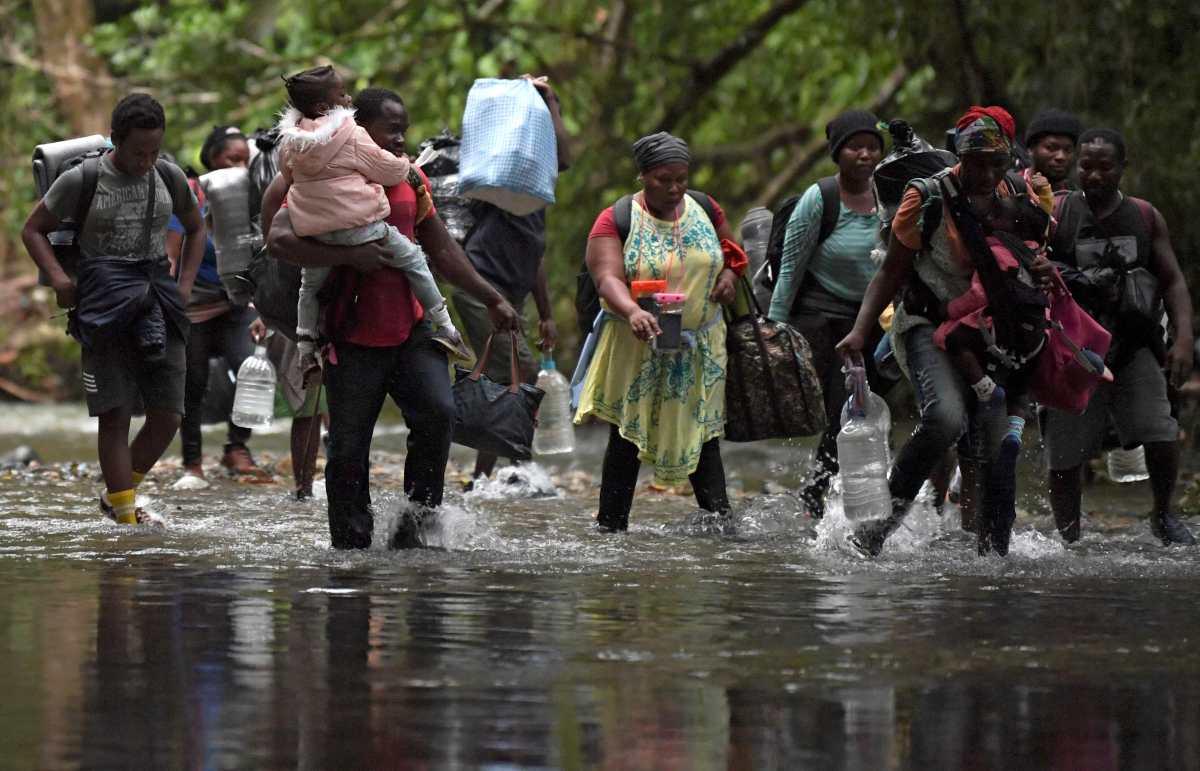 El éxodo que está vaciando Haití desde hace una década y que lleva a miles de sus ciudadanos a un peligroso peregrinaje