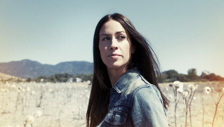 Alanis Morissette fue famosa en la escena del rock alternativo de la década de 1990. (Foto Prensa Libre: Hemeroteca PL).