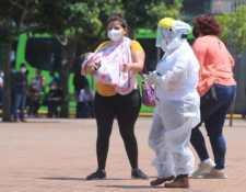 Actualizan tablero de Covid-19 en Guatemala