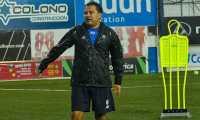Amarini Villatoro fue anunciado el pasado 20 de agosto como entrenador del Pérez Zeledón como relevo de Paulo Wanchope. (Foto Prensa Libre: Pérez Zeledon Facebook)