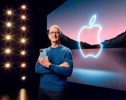 Apple presenta el iPhone 13: apuesta por mejores cámaras, más batería y almacenamiento