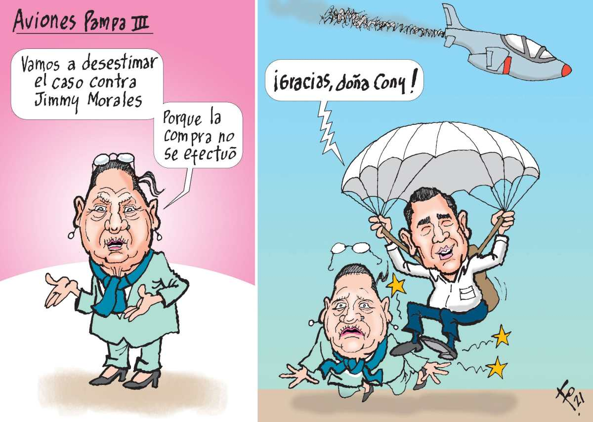Fo: Aviones Pampa III