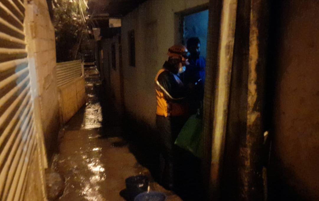 Conred reporta siete incidentes en el país por lluvia de las últimas horas y este es el pronóstico del clima para el fin de semana