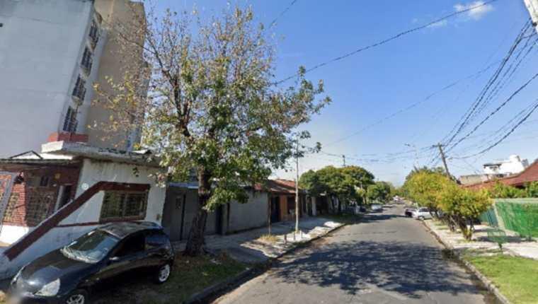 La tragedia ocurrió en una vivienda de la localidad de Haedo, Buenos Aires, Argentina. (Foto Prensa Libre: Tomada de @el1digital)