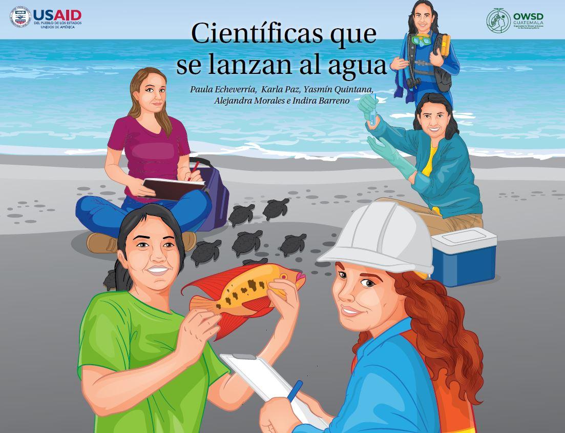 Mujeres Guatemaltecas inspiradoras