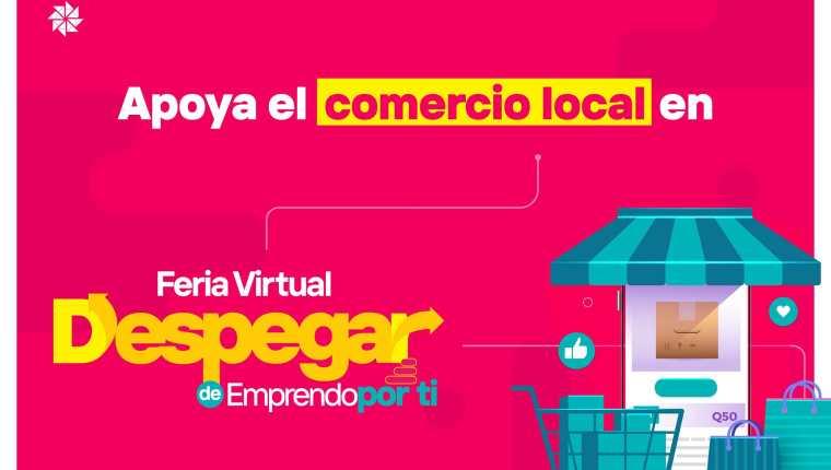 Emprendo por Ti es promueve el negocio local es apoyada por Bantrab. Foto Prensa Libre: Cortesía.