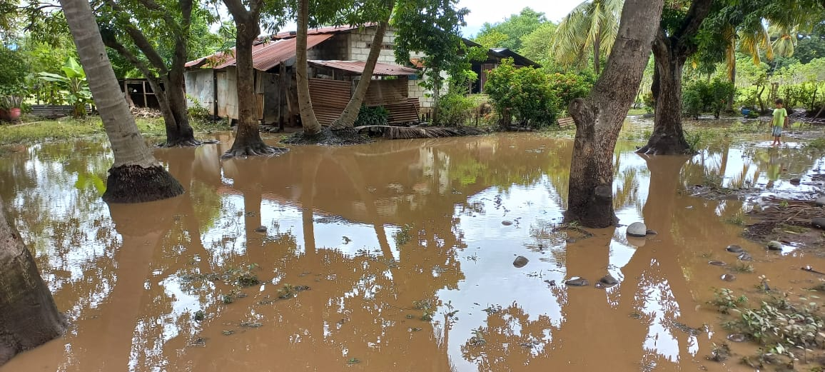 Video: 35 mil personas afectadas en las últimas 24 horas por lluvias en cinco departamentos