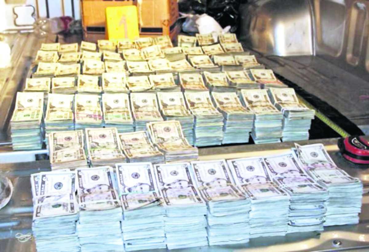 Qué hay detrás del lavado de dinero que en ocho meses duplicó el monto denunciado en 2020