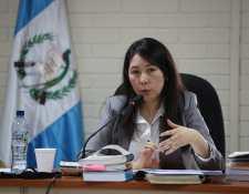 La CC rechazó un amparo contra la CSJ solicitado por la jueza Ericka Aifán. (Foto: Hemeroteca PL).