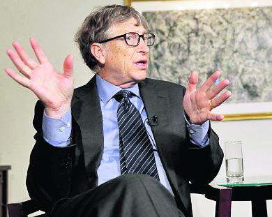 Bill Gates reflexiona sobre si es importante o no tener un título universitario