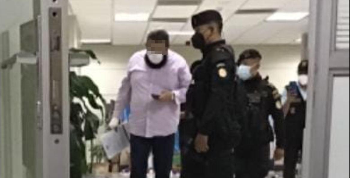 Capturan al abogado Otto Gómez señalado por la Fiscalía contra el Crimen Organizado de seis delitos