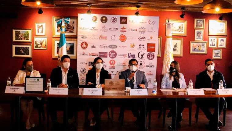 La Gremial de Restaurantes de Guatemala Apoya, informó sobre el impacto de la pandemia en el sector. (Foto, Prensa Libre: Grega GT).