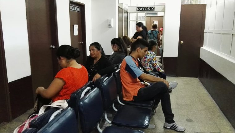 El Incán se ve afectado de recursos para dar atención gratuita a pacientes. (Foto Prensa Libre: Hemeroteca PL)