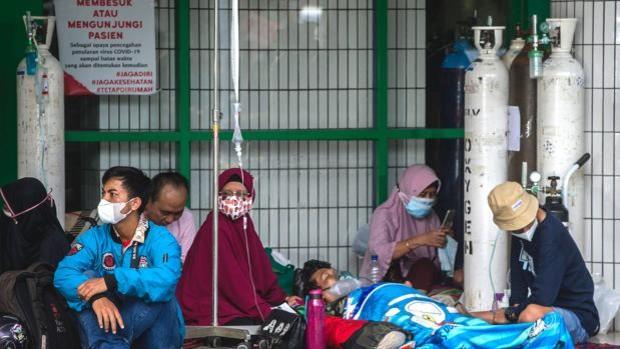 Investigadores en Bangkok desarrollan la detección de covid-19 mediante la transpiración humana