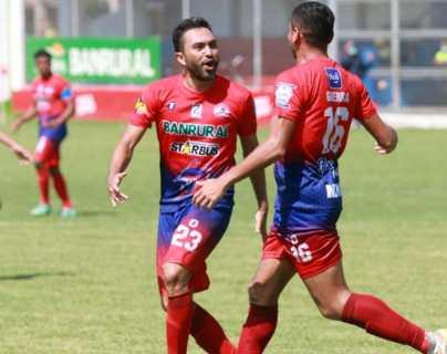Iztapa le pega a Comunicaciones y lo deja tercero en el Apertura 2021