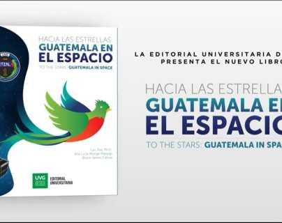 Presentan libro que resalta el trabajo espacial e investigativo en la Nasa de 23 guatemaltecos