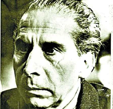 El escritor guatemalteco Luis Cardoza y Aragón nació en 1901 y falleció el 4 de septiembre de 1992  (Foto: Hemeroteca PL).