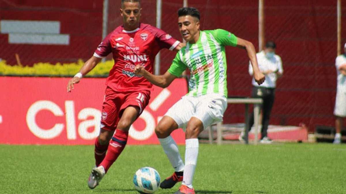 Malacateco corta la racha de triunfos de Antigua que sigue líder en el Apertura 2021