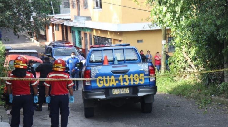 Mujer muere baleada en la zona 16 cuando se dirigía a su trabajo; bomberos también reportan otra fallecida en la zona 5