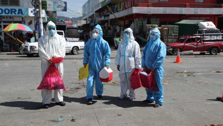 El gobierno ha vacunado con esquema completo a más de 1.8 millones de guatemaltecos, de 10.5 millones de población meta. (Foto: Hemeroteca PL)