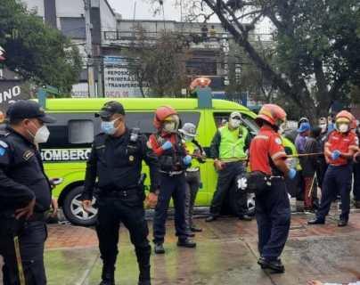 Violencia en Guatemala: Bomberos reportan unas 26 muertes por ataques armados en septiembre y estas zonas reportan más casos