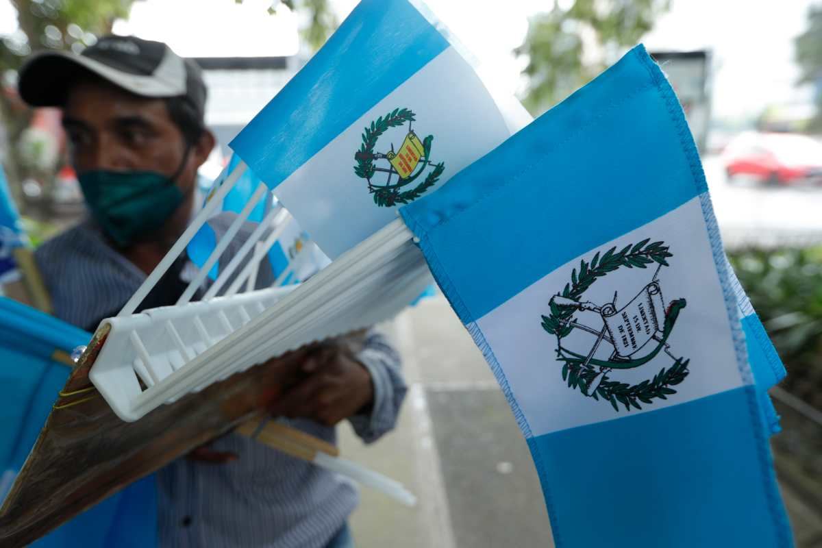 Bicentenario de Guatemala: Gobierno insta a la población a permanecer en casa y mantener el fervor patrio