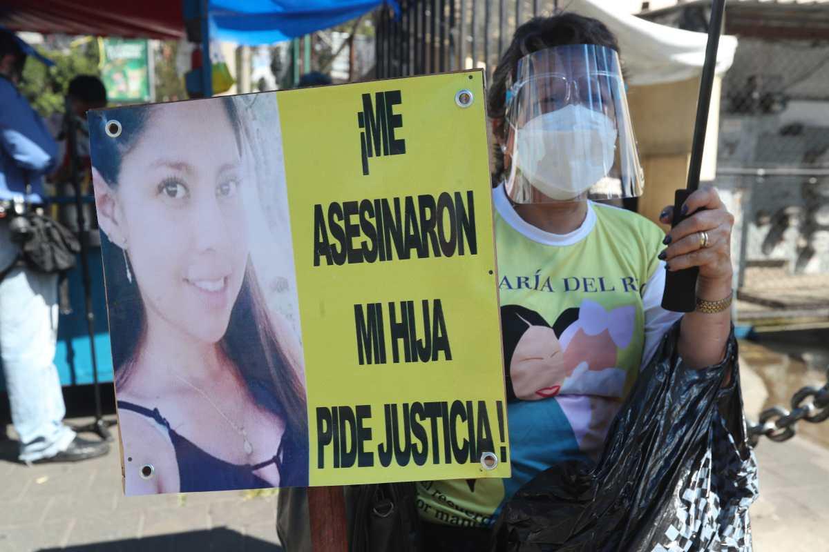 Femicidios en Guatemala: procesos pueden tardar hasta cinco años en alcanzar una sentencia