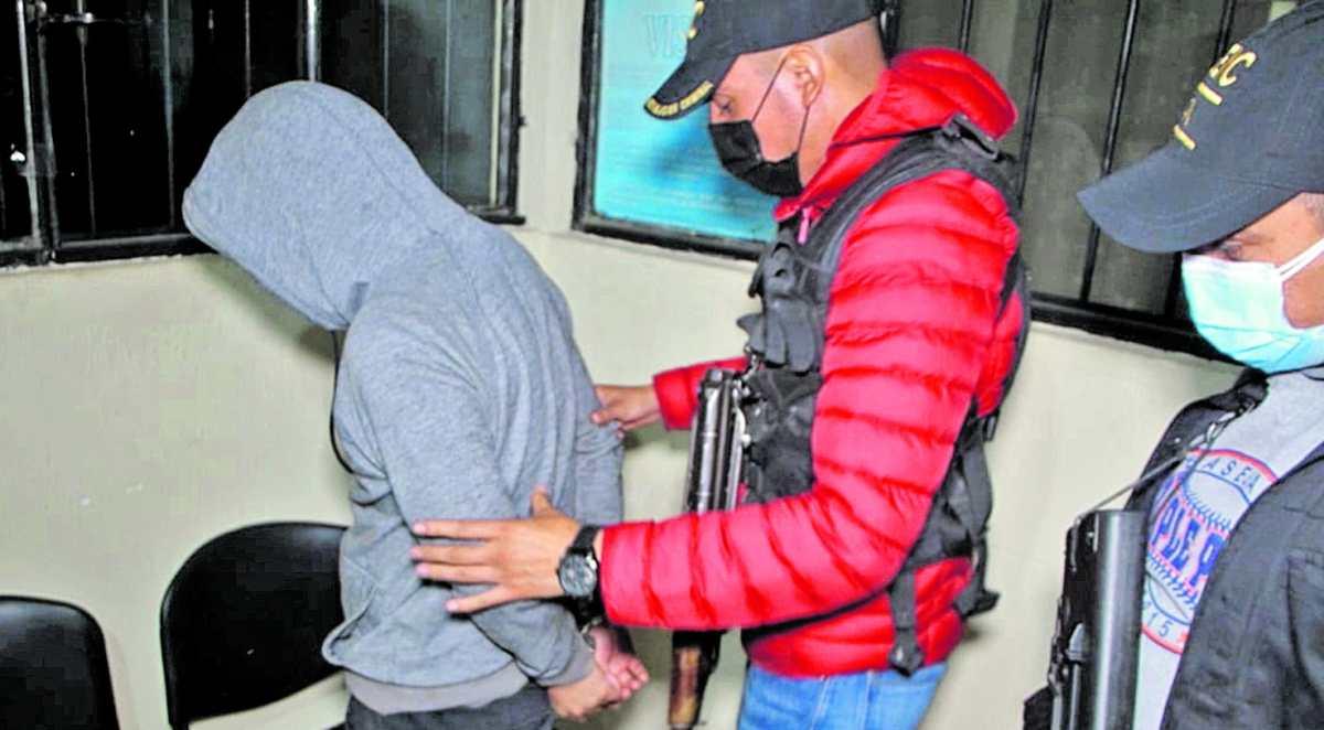 Walter Sical Orozco es enviado a juicio por acoso sexual de una niña de 9 años en San Marcos
