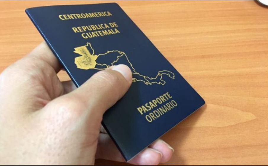 Guatemaltecos en EE. UU. podrán ampliar la vigencia de su pasaporte con una etiqueta