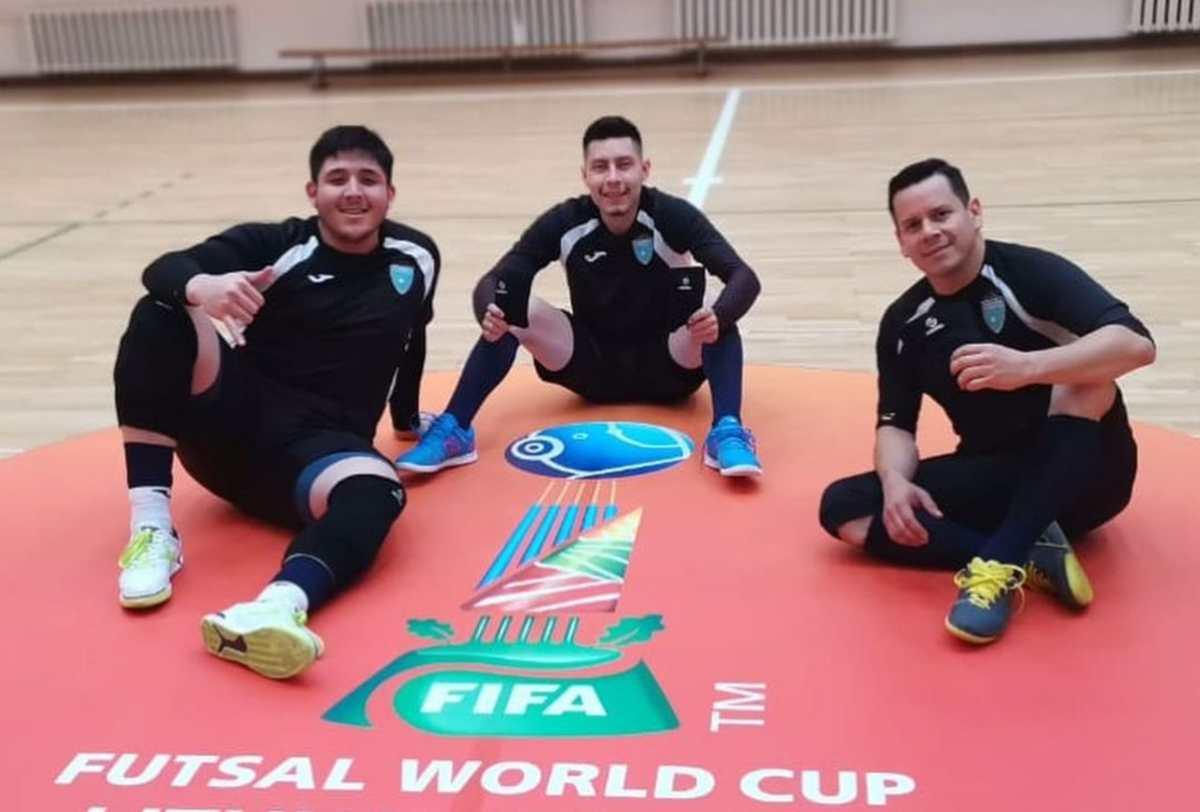 La Sele de Futsal está en Lituania y estos son los días en que jugarán en la Copa del Mundo