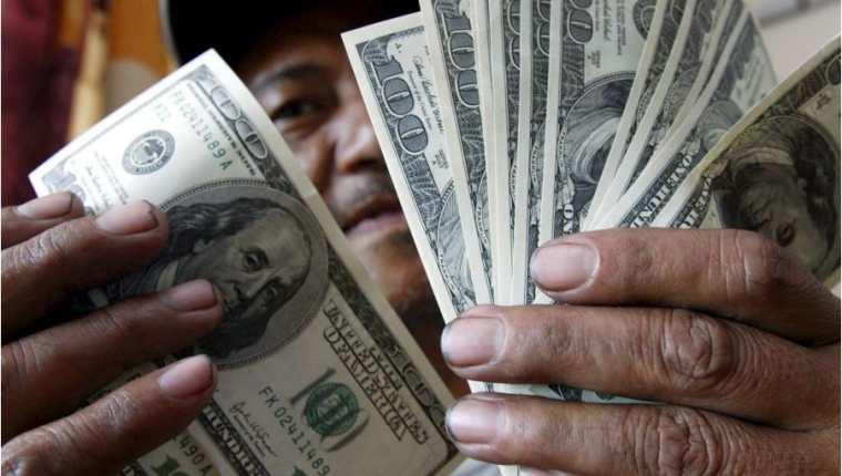 El ingreso de remesas sería superior al valor de las exportaciones del año pasado, luego del ajuste. (Foto Prensa Libre: Hemeroteca)