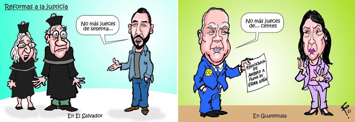 Fo: Reformas a la justicia
