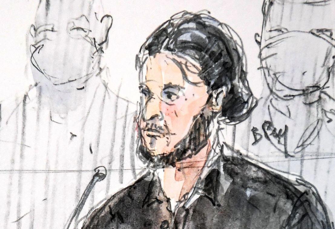 """""""No hay más dios que Alá"""", declara principal acusado en inicio de juicio por atentados de París"""