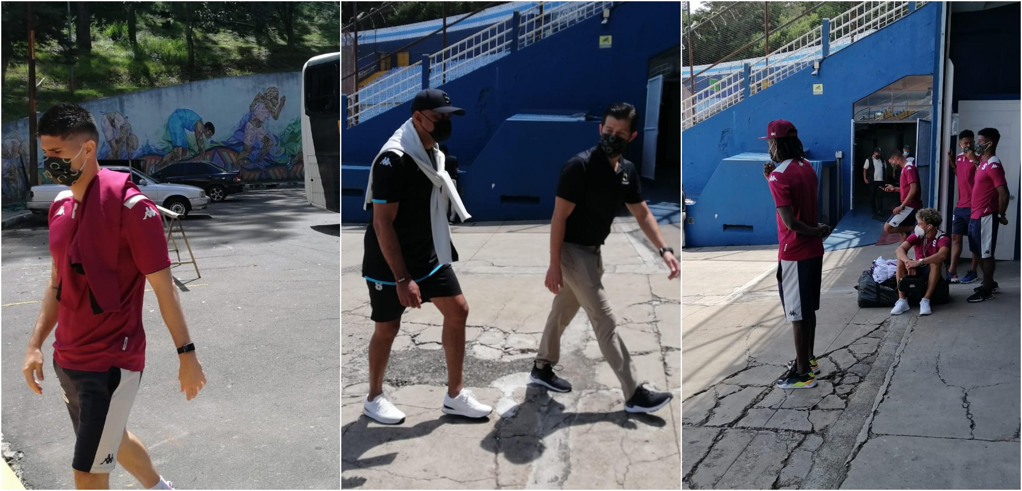 Saprissa: La prueba de fuego del campeón Santa Lucía Cotzumalguapa en la Liga Concacaf