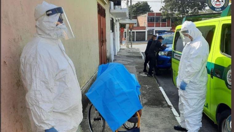 Inacif reporta que 113 personas han fallecido en la vía pública por problemas relacionados con neumonía
