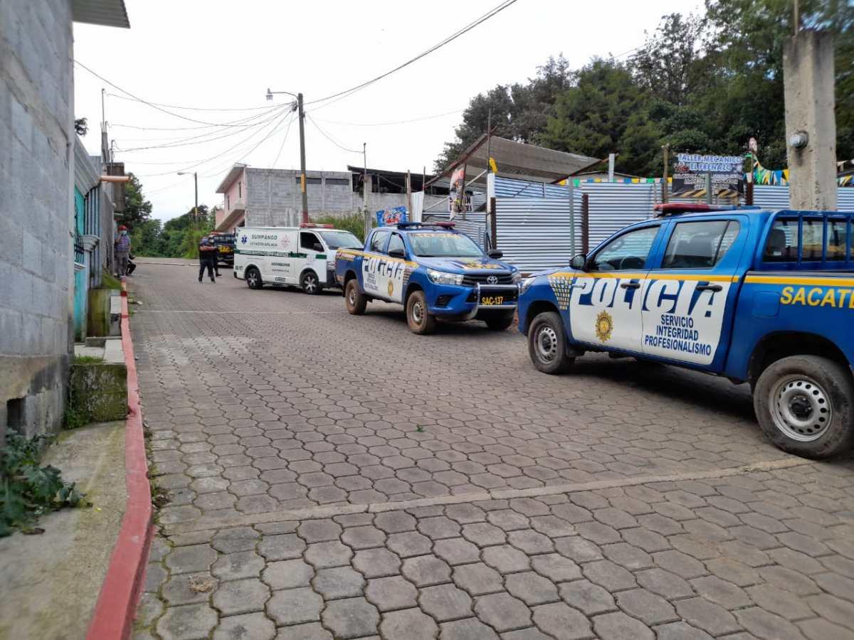 El horrendo crimen contra una joven que fue atacada con un block y que genera repudio en Sumpango