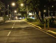 Toque de queda en Guatemala